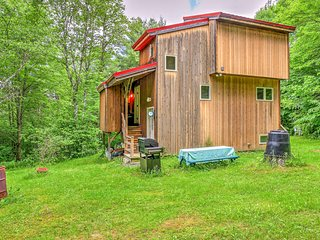 Serene Cherry Valley House w/Deck on 6 Acres!