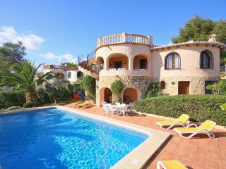 Cozy villa in Balcón del Mar with Internet, Washing machine, Pool