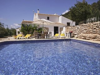 Spacious villa in Mar Azul with Internet, Washing machine, Air conditioning, Poo