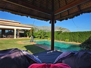 Spacious villa in Beniarbeig with Internet, Washing machine, Air conditioning, P