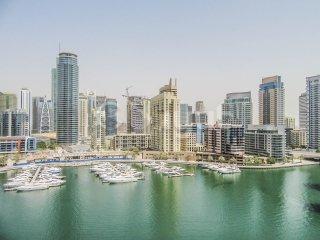 Stunning Dubai Marina Views - Beauport X1 - Promenade