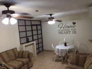 Linda casa amueblada para vacacionar o de negocios en Cancun