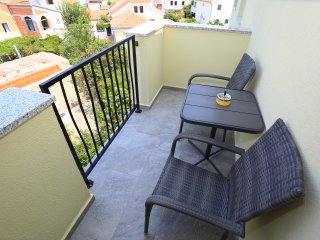 Apartments Stella Adriatica-Comfort One-Bedroom Apt with Balcony &Sea View 2nd-7