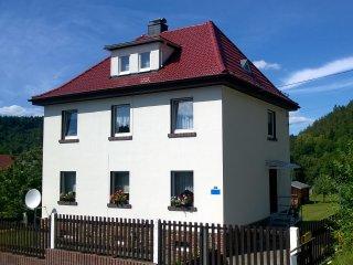 Ferienwohnung Schlossblick Ziegenruck