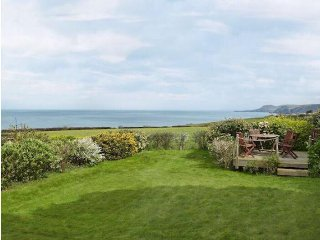 Seaside Location Stunning Sea View Property Aberporth Cardigan Bay West Wales