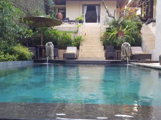 3-bedroom Villa Purnamasari located central Ubud