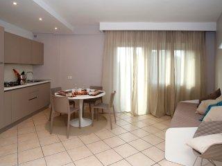 Residenza Alma Bilocale Prestige , a due passi dal mare dotato di ogni comfort