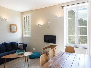 Charming apartment with shared garden / La Maison des Vendangeurs 2