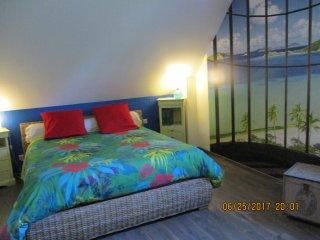 Chambres d'Hôtes très confortables, spacieuses et calmes, (classées en 4 épis)
