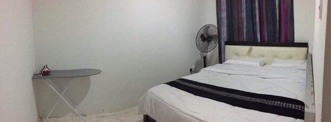 Bedroom 3 (Fan) - Queen size bed located at ground floor