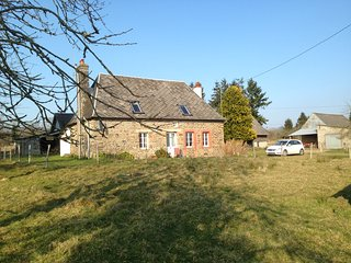 Lovely farmhouse in peaceful countryside, but with many local attractions
