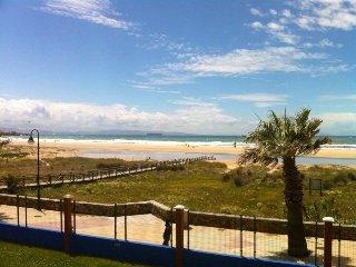 Apartamento en Tarifa, 1ª Línea Playa. Vistas increíbles de Africa.