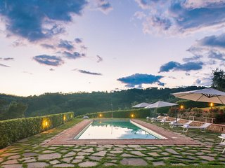 5 bedroom Villa in Veneri, Tuscany, Italy : ref 5336762