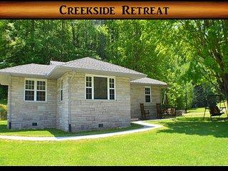 Creekside Retreat ~ RA161598