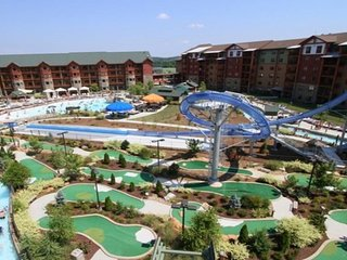 Tons of family fun at Great Smokies Resort!