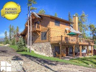 Big Sky Resort | Powder Ridge Cabin 4B Oglala