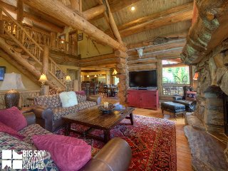 Souvenirs Lodge | Private Lodge at Big Sky