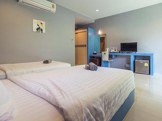 Sea Suite Villa - Superior Twin Bedroom