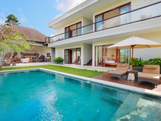 Fantastic Rice field View Villa in Canggu