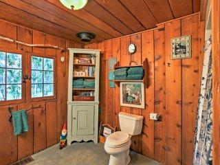 NEW! Lovely 4 BR Lakefront Boyne City Cabin!