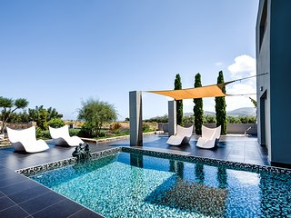 Luxury Design Villa, Private Pool, Sissi, Elounda, Plaka, Agios Nikolaos, Crete
