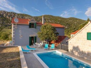 Villa Roglic, family villa with private pool
