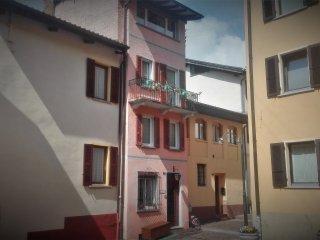 Casa in nucleo fiabesco a 10 minuti da Lugano
