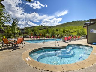 NEW! 3BR Granby Ranch Ski Resort Condo w/Amenities