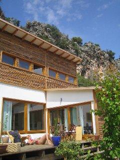 Traumhaftes Holzhaus in den Bergen von Antalya