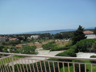 Apartment with 3 rooms in Punat, with enclosed garden and WiFi
