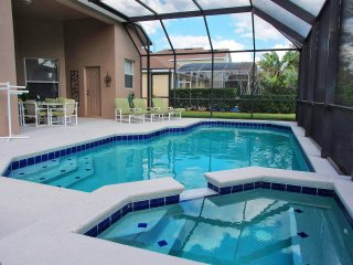 Attractive Home With Private Pool Overlooking Conservation Area