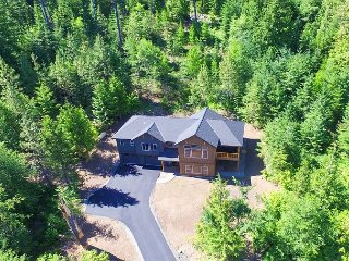 Trailside's Finest!  Newly built Basecamp! Slps 12 | Game Room | Wi-Fi | Pool