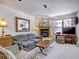 #W110C: Modern 2 Bedroom Unit in the Heart of Breckenridge ~ RA151505