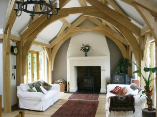 Award Winning Architect-Designed Oak Framed Property - Trevone