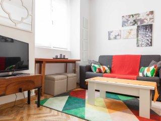 Apartamento centrico y tranquilo en Palacio - Gran Via - Madrid