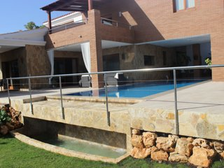 Holiday villa with swimming pool in Mijas