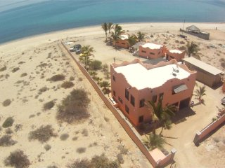 La Ventana/El Sargento beach house 6 bdrm including 2 casitas. Rent all or part