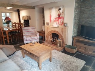 Lovely Holiday Cottage in Pelynt