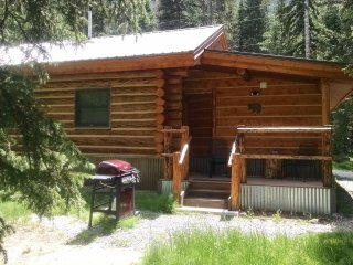 Cozy Log Cabin In The Woods for Adults With All The Amenities