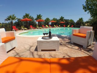 Villa Il Noceto, big private pool, 17 people, 5 rooms, near sea