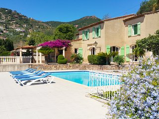 Gaiasvillas - Villa La Cigale, with private pool, 50 mt from the beach