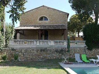 Holiday house France with private pool, close to Beziers, sleeps 6