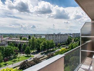 Zagreb Studio Apartment 1