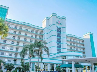 Cocoa Beach Oceanfront 2 bedroom 2 bath Condo in an outstanding resort