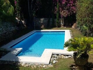 Fantastic Private pool views Mediterranean sea & coast