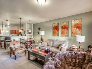 BEAUTIFUL VIEW of Camelback Mtn. Pet Friendly w/Pool & Spa in gated community!
