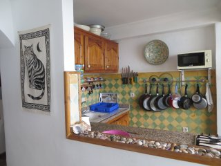 Spectacular Sea Views in Taghazout, 2 bedrooms, 2 bathrooms, Terrace.