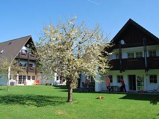 Gemütliche Ferienwohnung****, 2-5 Pers., 75qm, Balkon, 2 Schlafzimmer, wifi free