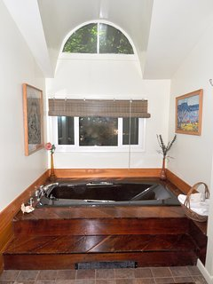 Master Bath with Large Garden Tub