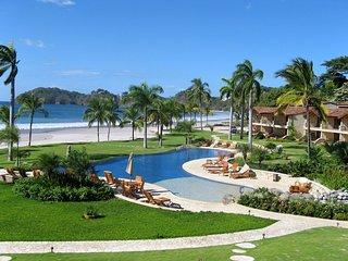 The Palms #7 Spectacular Flamingo Beachfront Villa 'ON THE BEACH' Book Now!